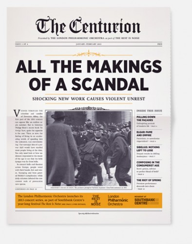 The Centurion - Issue 1