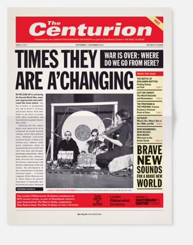 The Centurion - Issue 3