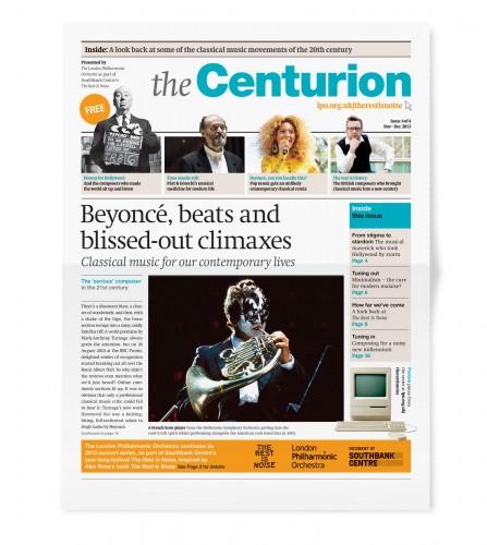 The Centurion 4