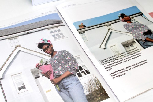 Newspaper of the Month January 2016: Audrey Krako Photography Newspaper