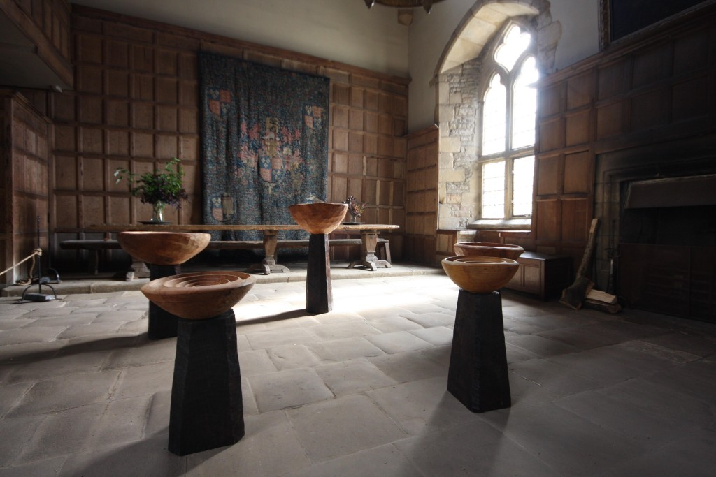 Robin Wood exhibition at Haddon Hall