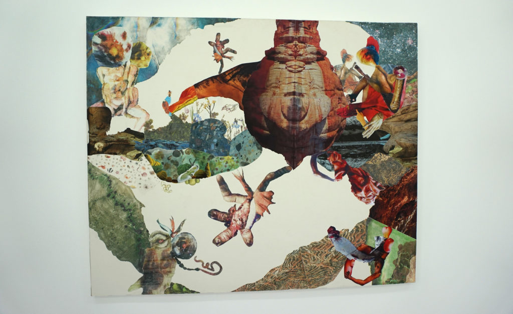 Work by Rowan Flint at Glasgow School of Art Degree Show