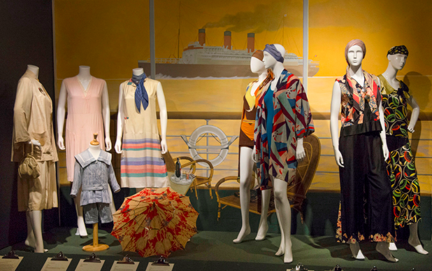 Exhibition 1920s Jazz Age Fashion Photographs At The Fashion And Textiles Museum Newspaper Club