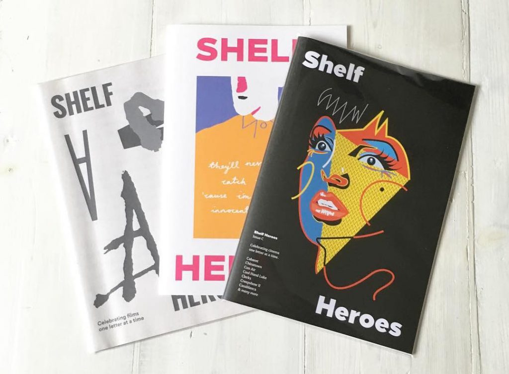 5 Magazines That Started in Newsprint: Shelf Heroes. Make and print your own newspaper with Newspaper Club www.newspaperclub.com