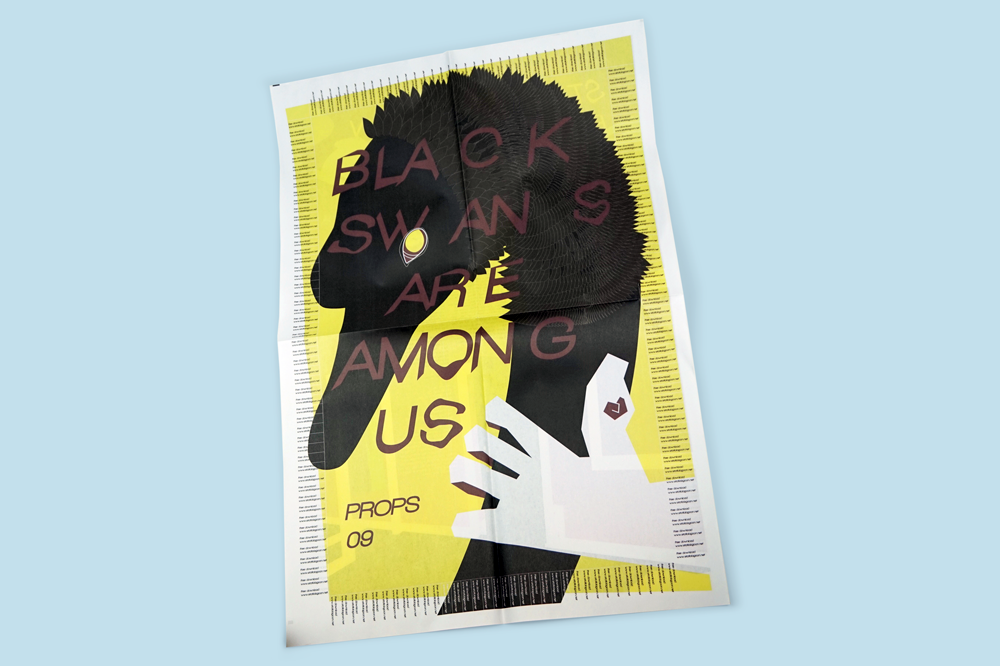 PROPS newspaper by Lucy Siyao Liu and Matthew Bohne. Print your own newspaper with Newspaper Club.