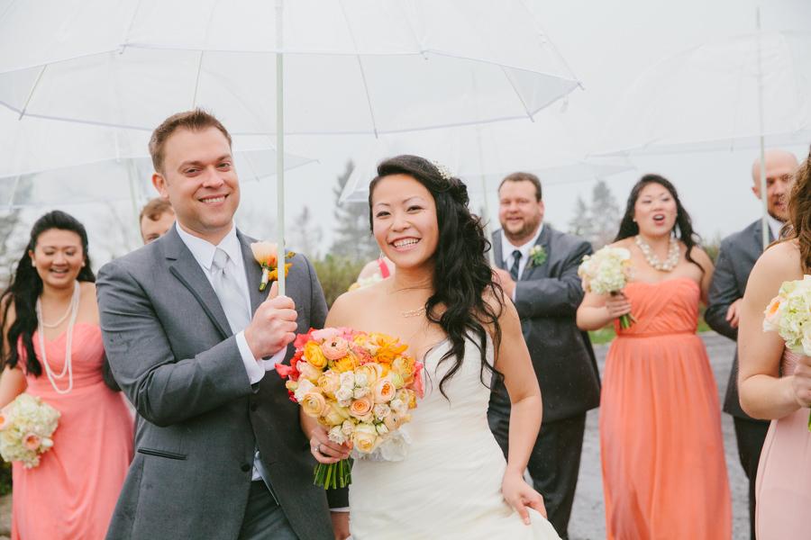 Designing a wedding newspaper