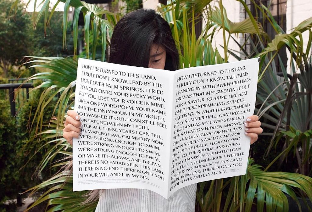 No Paradise is a collection of short writings and photography by Joe Granato. Printed as a broadsheet newspaper by Newspaper Club.