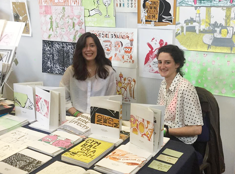 Tips for surviving ELCAF from illustration collective Umpteen Press