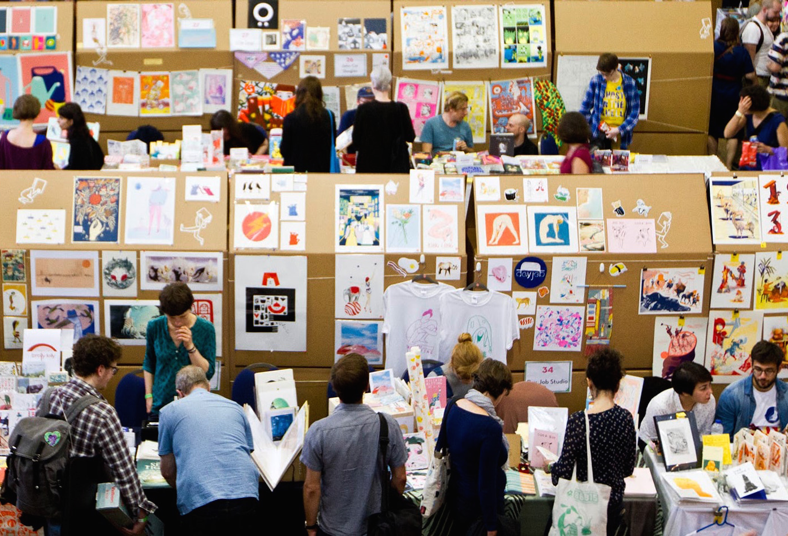Tips for surviving ELCAF comic festival from illustration collective Umpteen Press