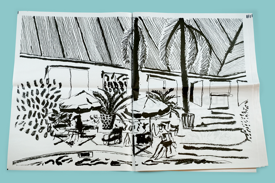 maxine-cousseran-illustration-portfolio-newspaper