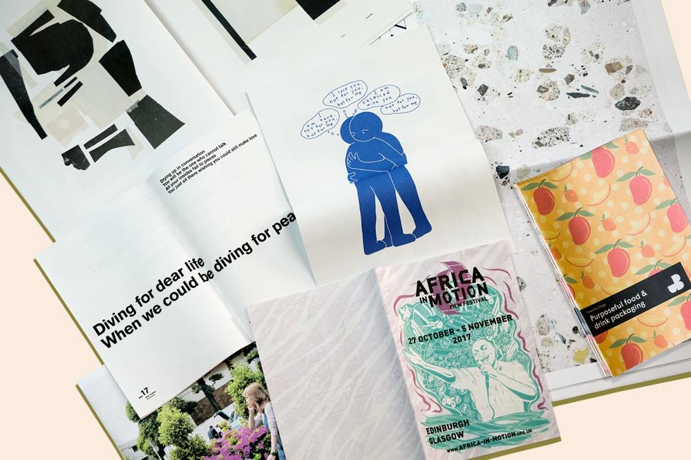 Newspaper Club print roundup: September