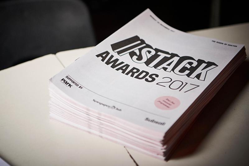 Stack Awards 2017