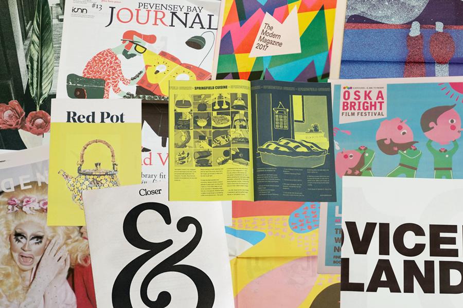 Print Roundup: November