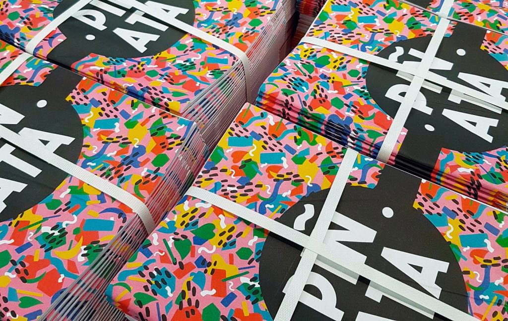 pinata illustration collective newspaper