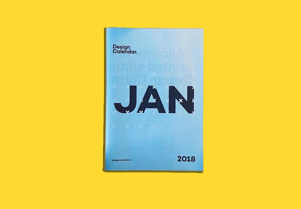 Design Calendar Newspaper