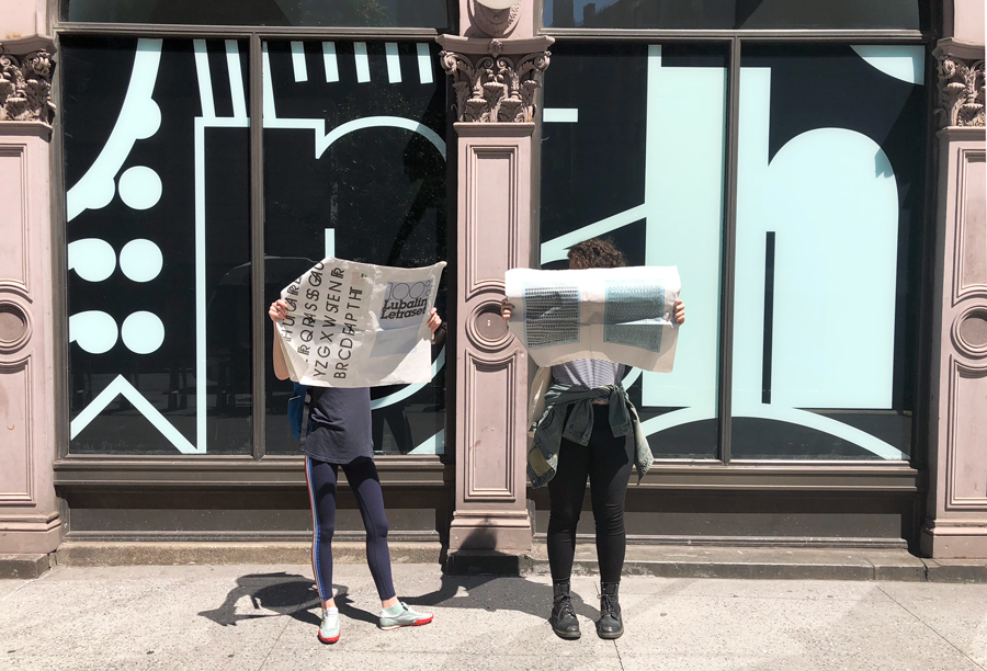 What we learned at Cooper Union's Typographics 2018