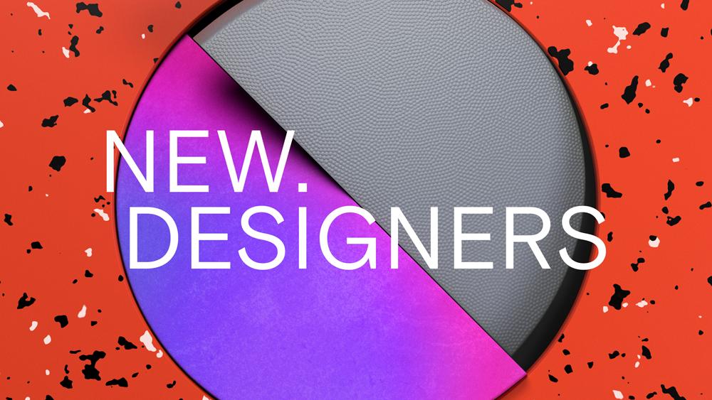 New Designers rebrand by Village Green