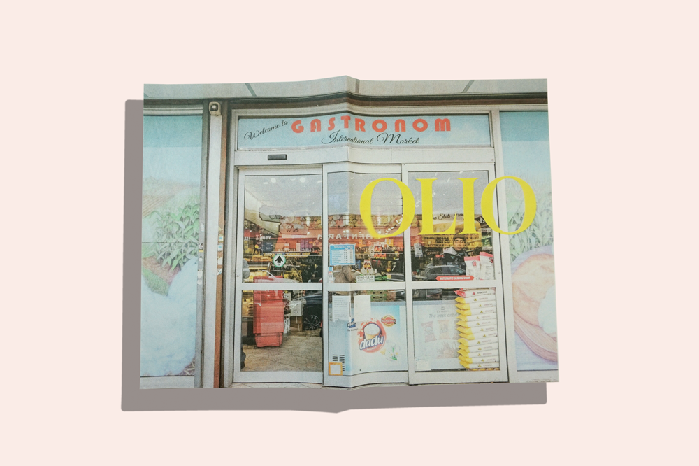 Olio is a monthly meal and quarterly food and art journal. Issue #1 (Summer 2018) features essays, photographs, loose recipes, and off-the-beaten-path eateries. Print your own newspaper with Newspaper Club