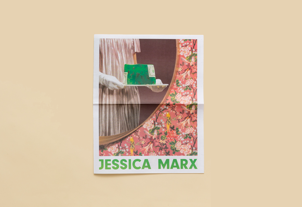 Coins suspended in neon green gelatin. A Hershey's kiss balanced on a mousetrap. Gummi worms on hooks, dangling next to a real fish. Brooklyn-based Jessica Marx www.jessicamarxphotography.com serves up surreal, if not particularly appetising, food photography in this fun promo. Print your own photography newspaper with Newspaper Club.