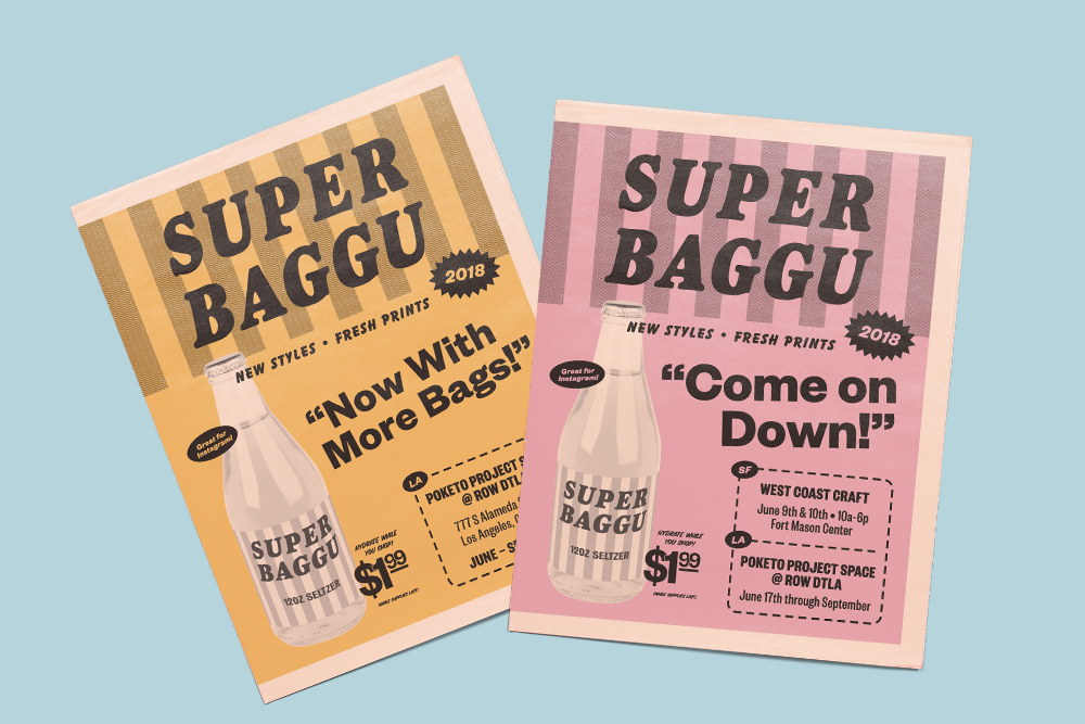 how a 90s grocery catalogue inspired baggu s retro design