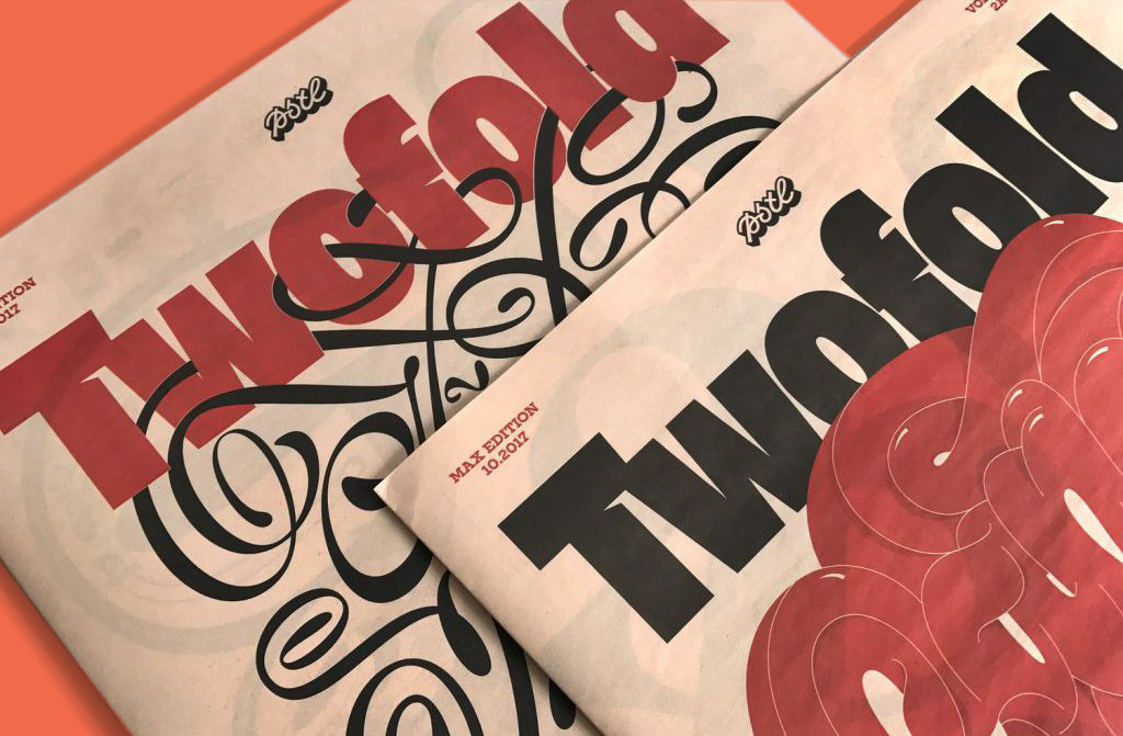Interview with Mark Caneso, typographer