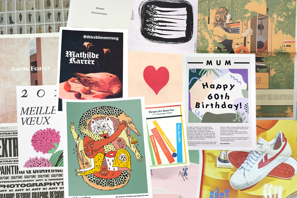 Newspaper Club Print Roundup: October 2018