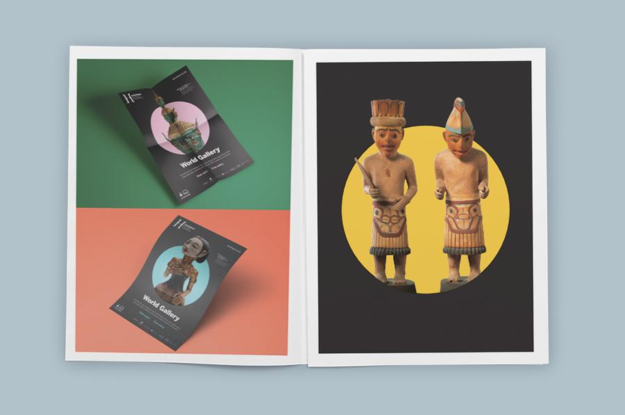 NotOnSunday design agency portfolio printed by Newspaper Club