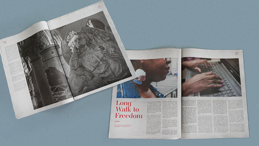 Magnum Photos Celebrates Press Freedom with Exhibition and Newspaper