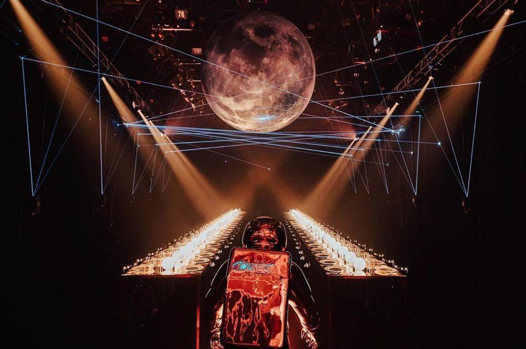 Omega Moon Landing Celebration Dinner