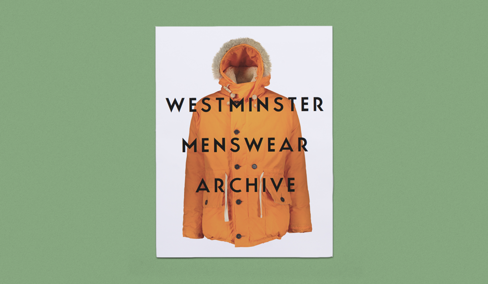 Westminster Menswear Archive newspaper