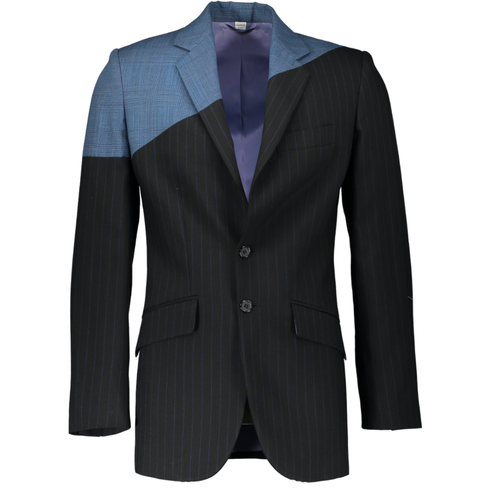 Alexander McQueen GLEN PLAID SUIT – Westminster Menswear Archive