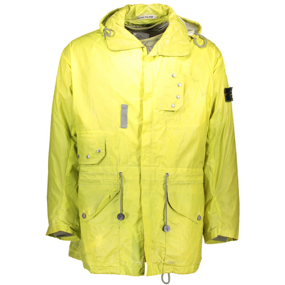 Stone Island THERMOSENSITIVE ICE SUIT – Westminster Menswear Archive