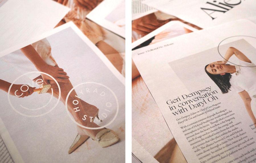 Interview: Geri Dempsey, founder of Irish culture magazine Cove
