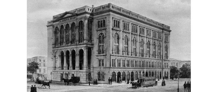 Cooper Union Foundation Building