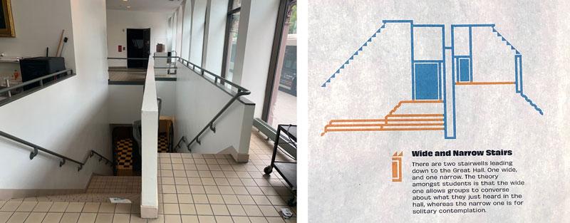 stairwells at cooper union