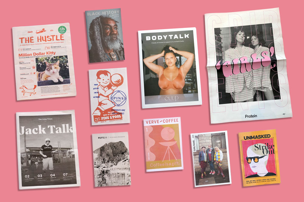 Newspaper Club Print Roundup: November 2019