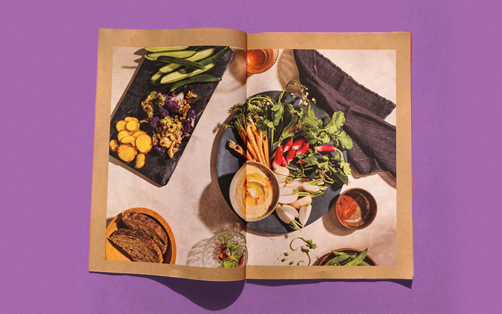 Interview with food photographer Julia Stotz