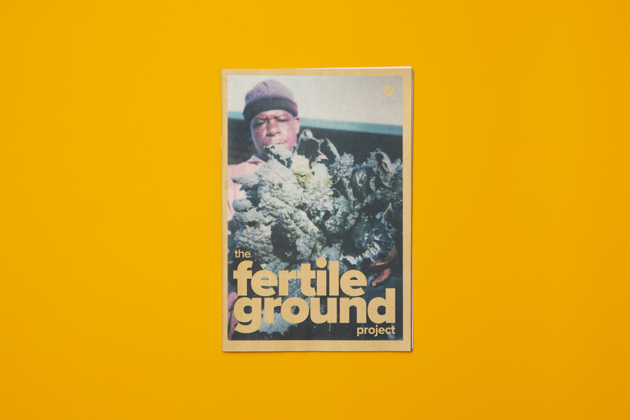 Fertile Ground mini newspaper