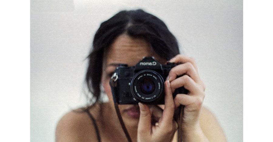akosua-self-portrait