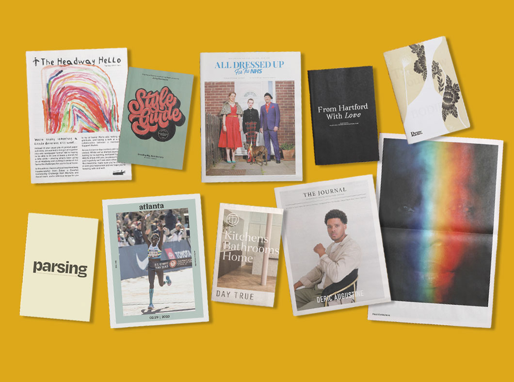 Newspaper Club Print Roundup August 2020
