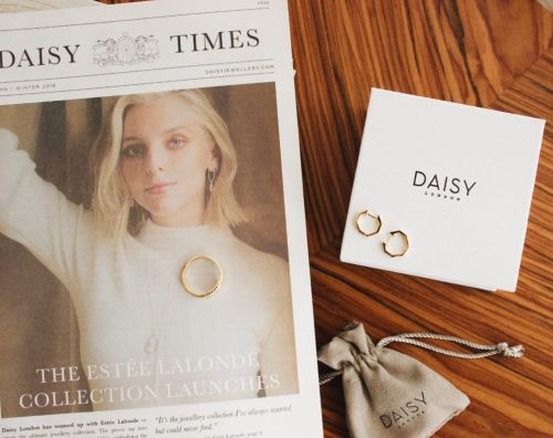 daisy jewellery newspaper