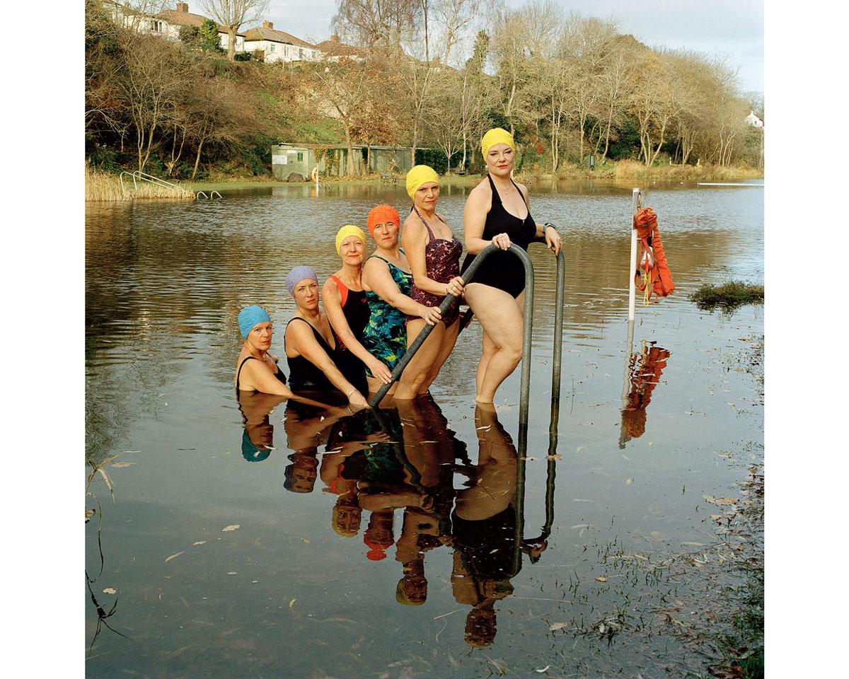 Eva Watkins Synchronised Swimming