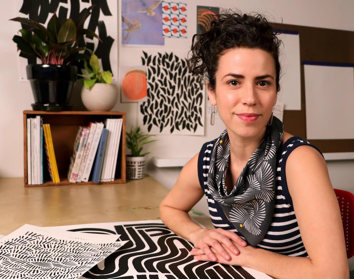 Leila Simon Hayes portrait