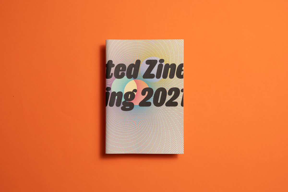 Generated Zine created by Programming Design at Washington University students. Printed by Newspaper Club.