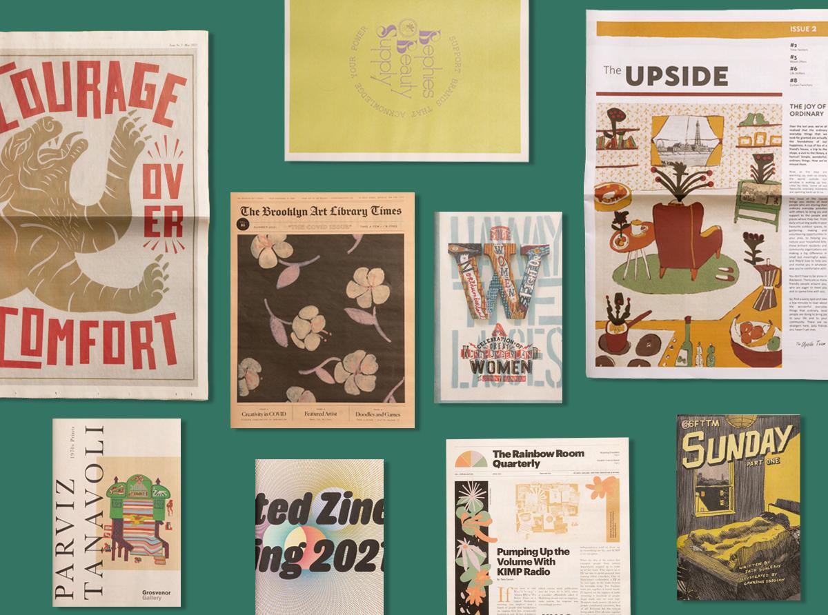Newspaper Club print roundup: June 2021