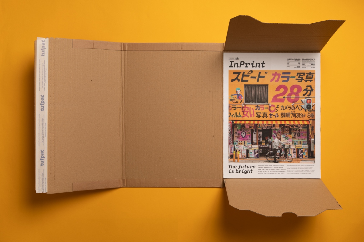 The complete guide to packaging your newspaper - book wraps