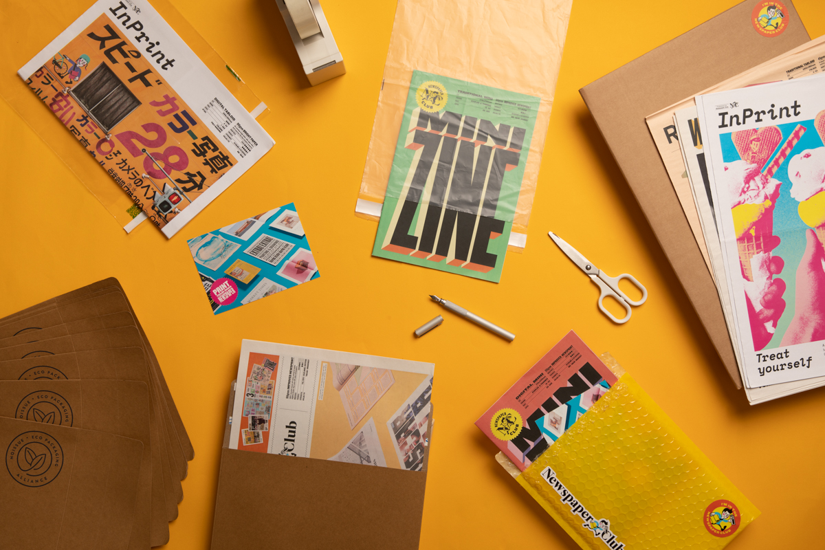 The complete guide to packaging your newspaper